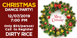 Christmas Dance Party 2019